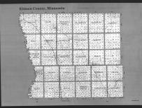 Index Map, Kittson County 1989